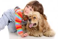 Proč pořídit psa dítěti