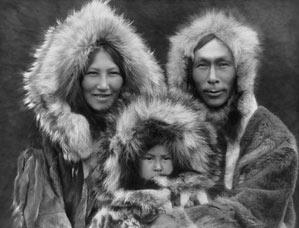 Inuité - původní chovatelé Aljašského malamuta