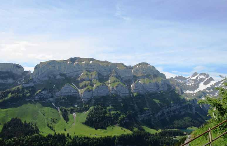 Appenzell hory