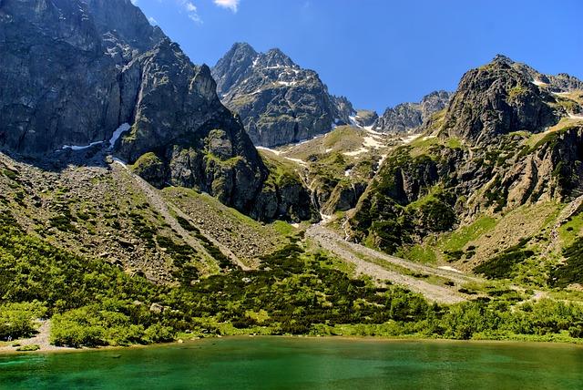 Tatry hory - Slovensko