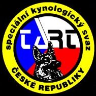 Logo Speciální kynologický svaz TART