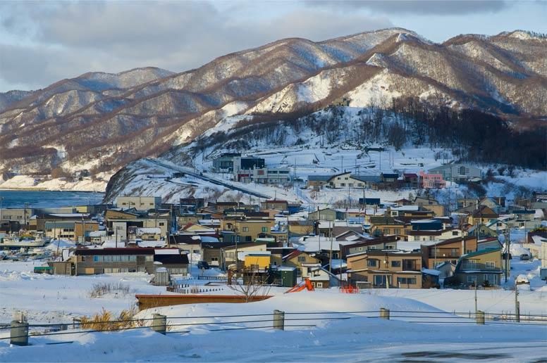 ostrov Hokkaido Japonsko