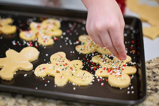 Vánoční cukroví psům škodí