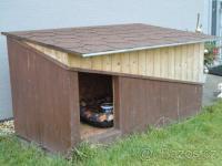 Prodám zateplenou psí boudu