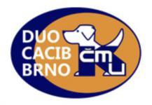 Mezinárodní výstava psů Duo CACIB Brno
