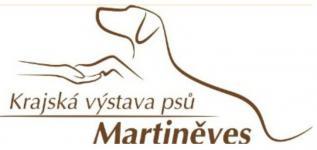 Krajská výstava psů Martiněves